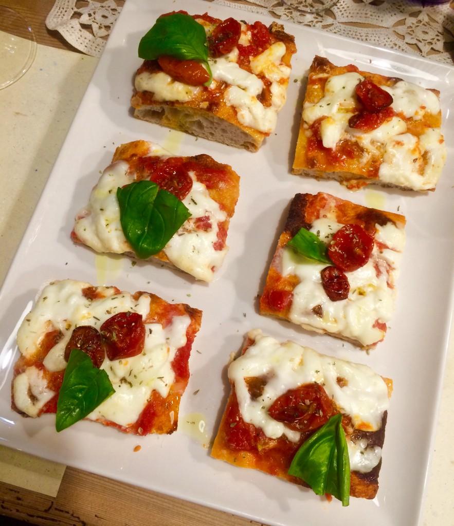 Saporè Renato Bosco Crunch pizza margherita3