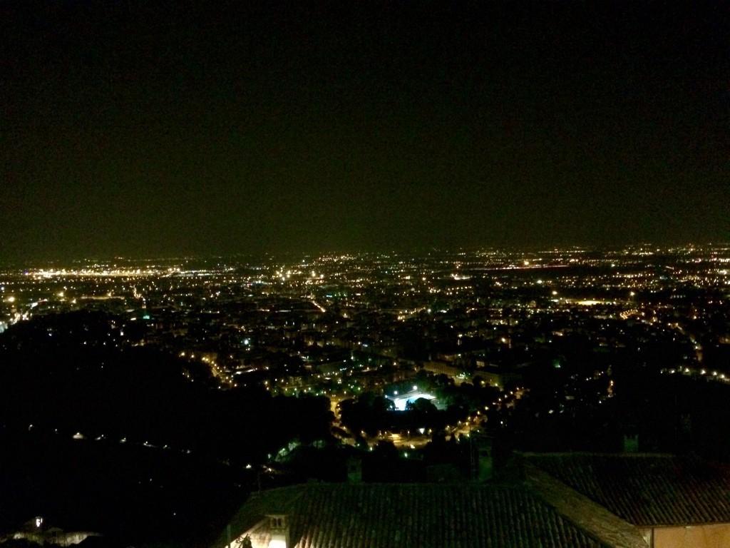 Bergamo Alta Notte