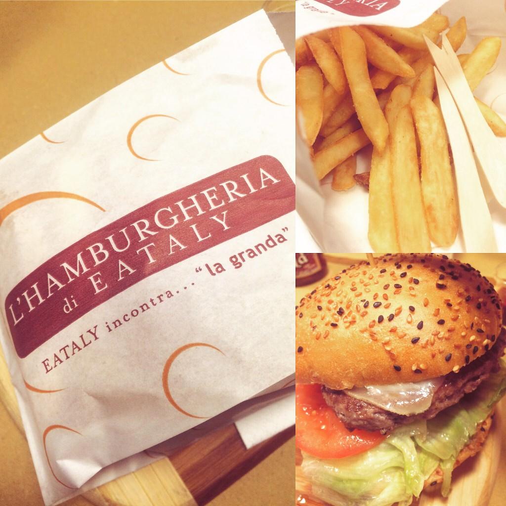 Hamburgeria Eataly Verona 2