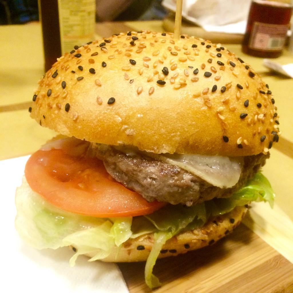 Hamburgeria Eataly Verona Hamburger
