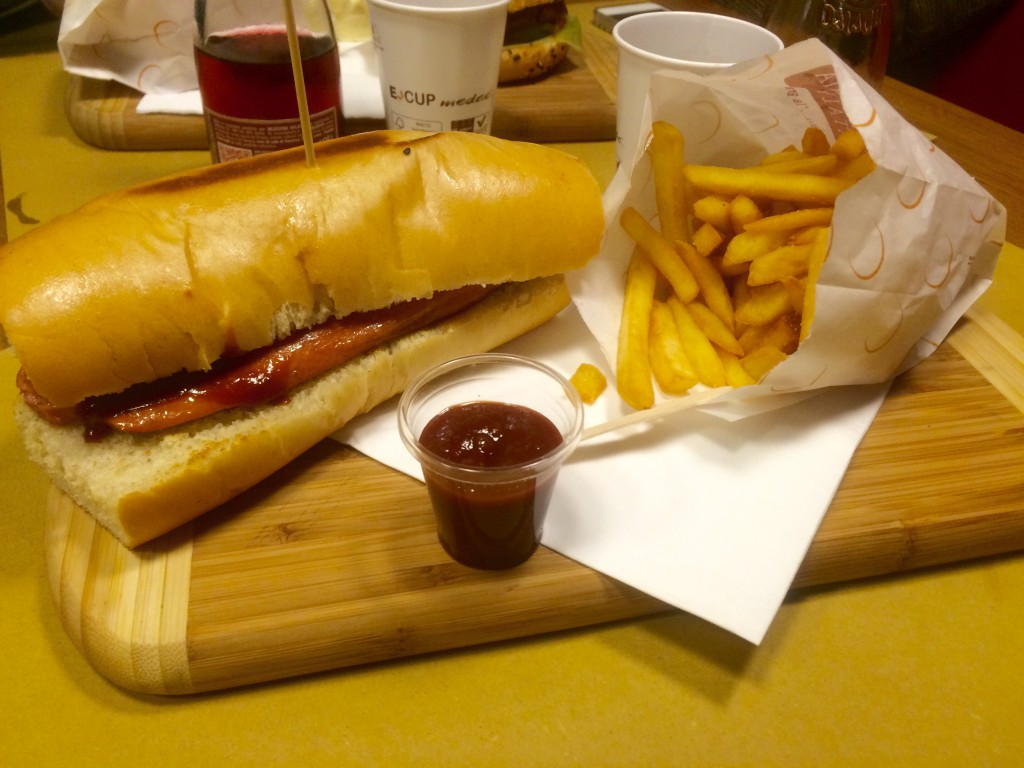 Hamburgeria Eataly Verona Hot Dog