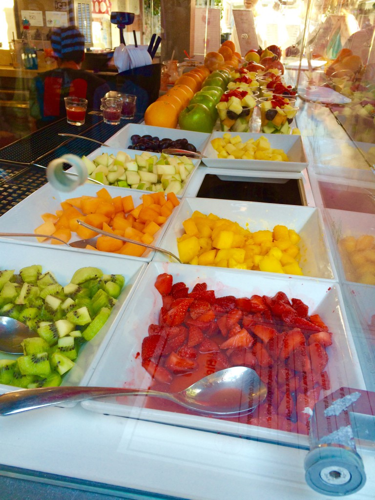 Frulalà Venezia frutta