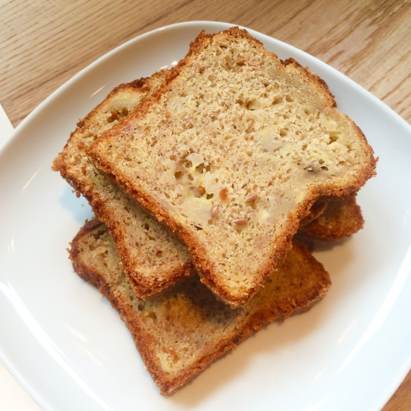 Brunch Elk banana bread