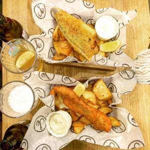 Bibiadvisor Bruxelles Fish And Chips Bia Mara