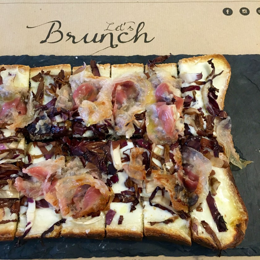 Brunch Nose Bruschetta