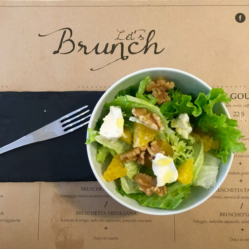 Brunch Nose insalata