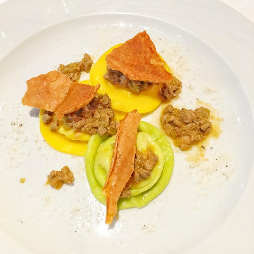 Fish&Chef lasagna nel tortello