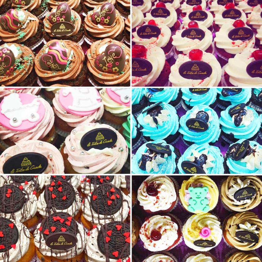 Cupcake Le torte di giada